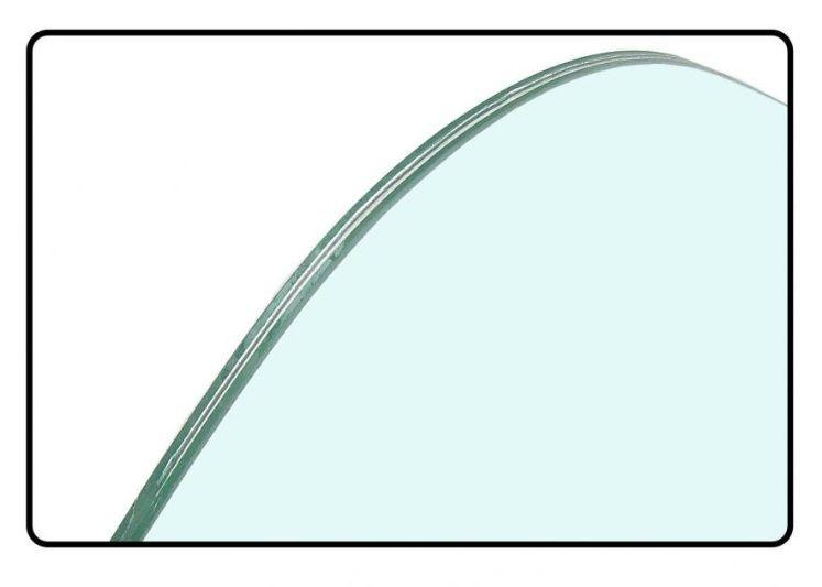Sklo čelní/zelené - Typ 14 (1958 » 74)