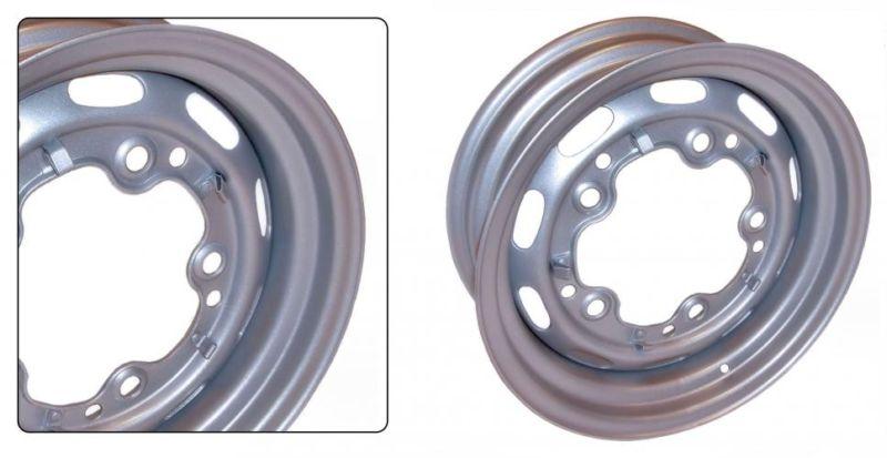 Kolo ocelové/lak 5x205mm ET +25 (4.5x15)