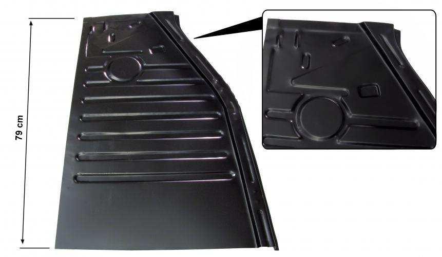 Panel podlahy/přední polovina P - Typ 1 (1972 » 03)