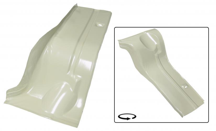 Panel zadní/vnitřní část P - Typ 1 (» 2003)