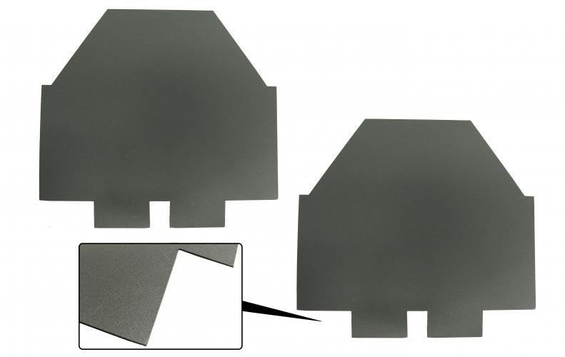 Lepenky/přední sedadla - Typ 1 (1972 »)