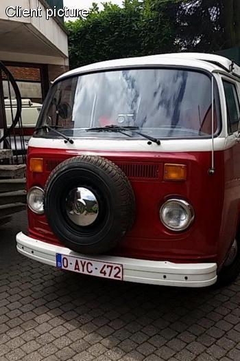 Držák rezervního kola/HD - Typ 2 (1972 » 79)
