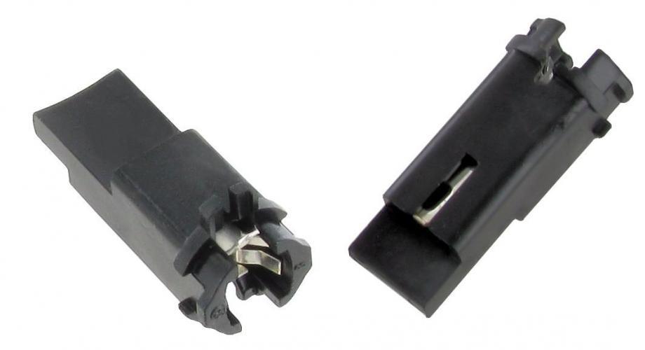 Objímky žárovky/přístroje/spínače - Typ 1/2/14/25/181 (1966 »)
