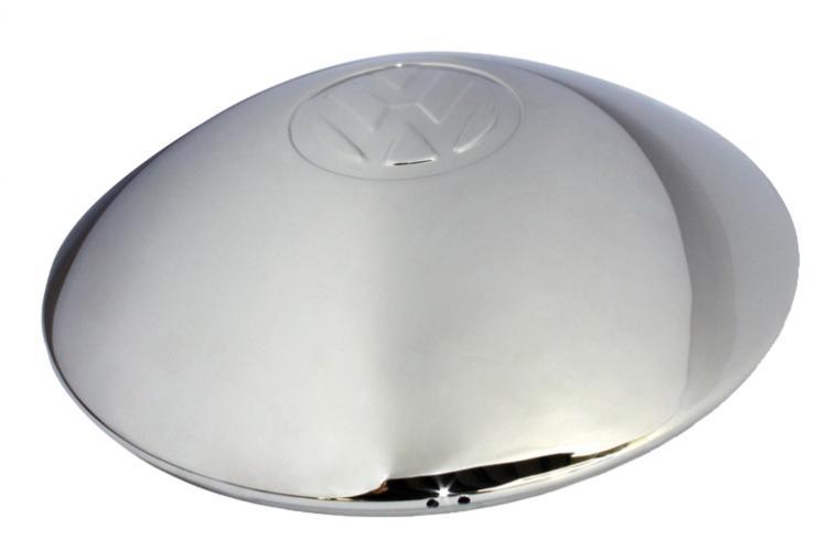 Poklice kola/OE chrom/logo VW - Typ 1/2/14/181 (1949 » 70)