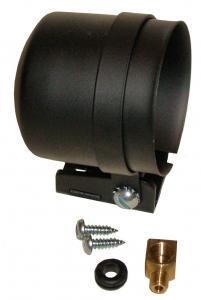 Pouzdro přístroje/plast (Ø 67mm)