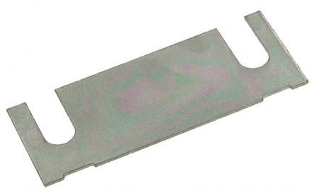 Podložka/nastavení posuvných dveří L/P - Typ 2 (1967 » 79)