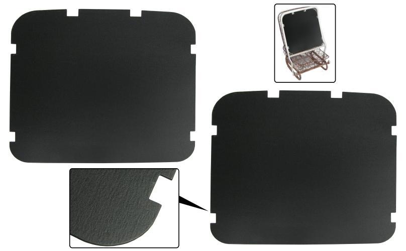 Lepenky/přední sedadla - Typ 1 (1955 » 64)