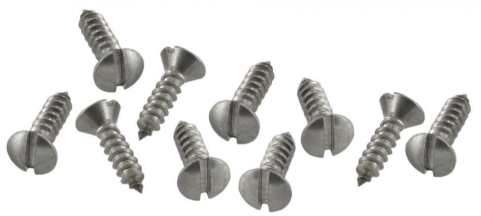 Šrouby montážní S/S západky/podpěry/panely/lišty - Typ 1/2/3/14/25 (» 2003)