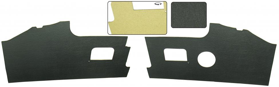 Panely spodní/OE přední - Typ 2 (1970 » 79)