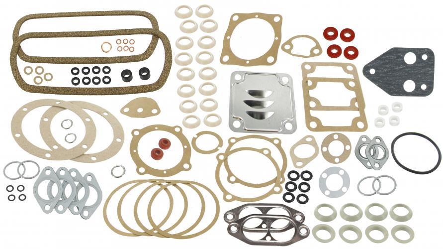 Těsnění motoru OE/set - Typ 25 CT/CZ motory (» 1982)