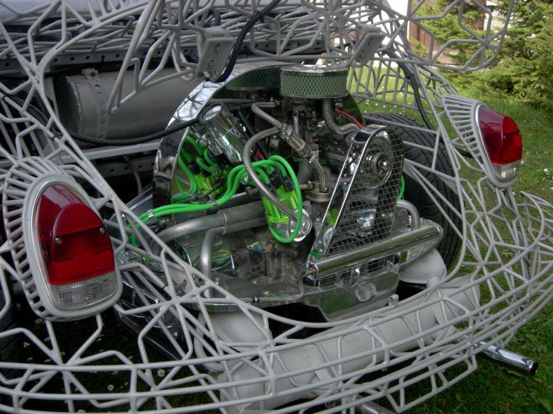 Kabely zapalovací/zelené - Typ 1 motor (» 1992)
