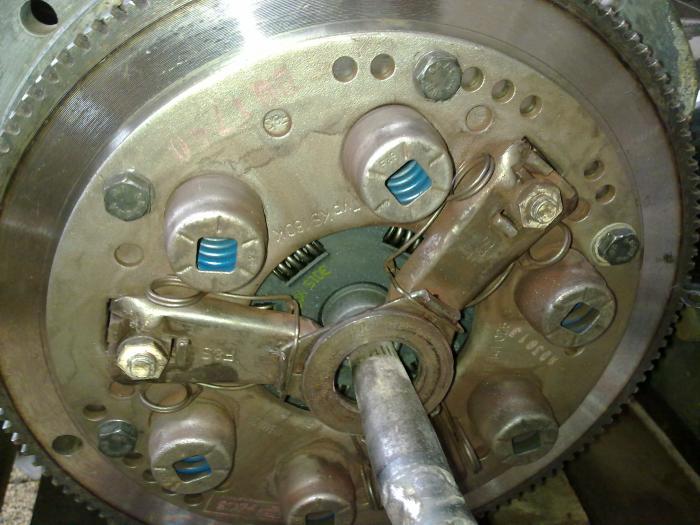 Lamela spojky OE/180mm - Typ 1/3 motory (» 1980)