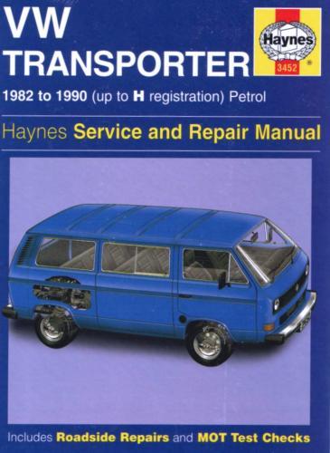 Kniha/servis a opravy - Typ 25 (1982 » 90)