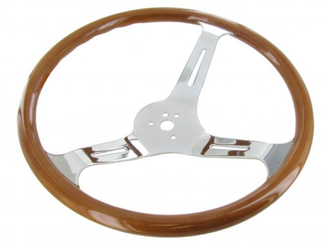 Volant klasik/dřevo (380mm)