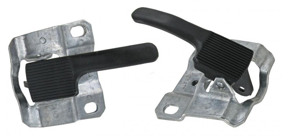 Kliky otvírání dveří/černé - Typ 2 (1967 » 68+1973 » 79)