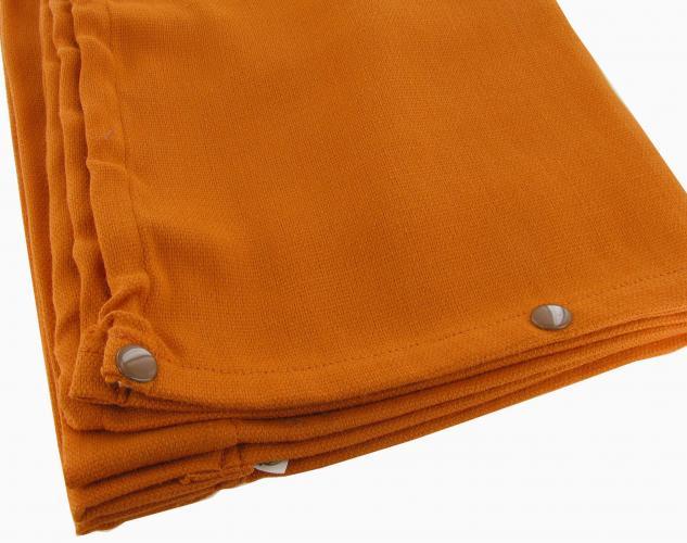 Záclonky oranžové/10ks - Typ 2 Westfalia (1974 » 79)