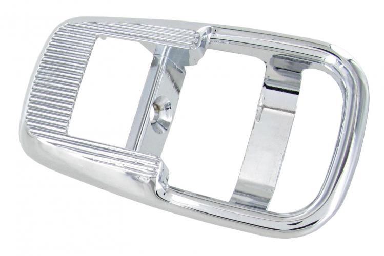Krytka pod kličku dveří/chrom L/P - T.1 Cabrio + Typ 2/14 (1968 »)
