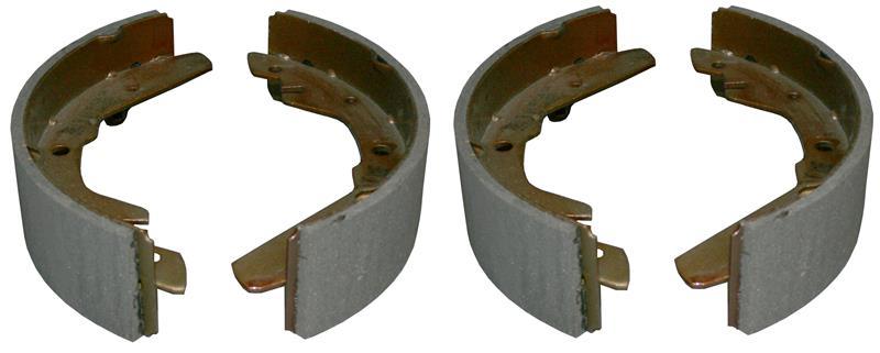 Čelisti brzd/zadní - Typ 2 (1973 » 79)