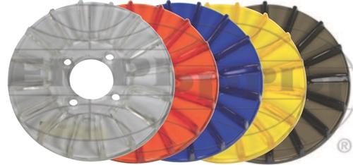 Kryt řemenice kouřový alt/gen - Typ 1 motor (» 2003)
