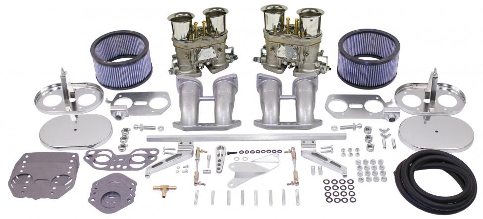 Karburátory EMPI HPMX 40/kit - Typ 2/25/Porsche 914 (IV motory)