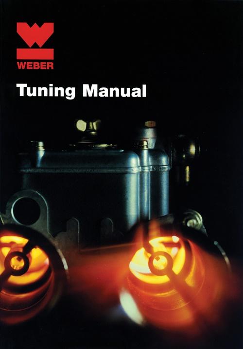Manuál Tuning (karburátory Weber)