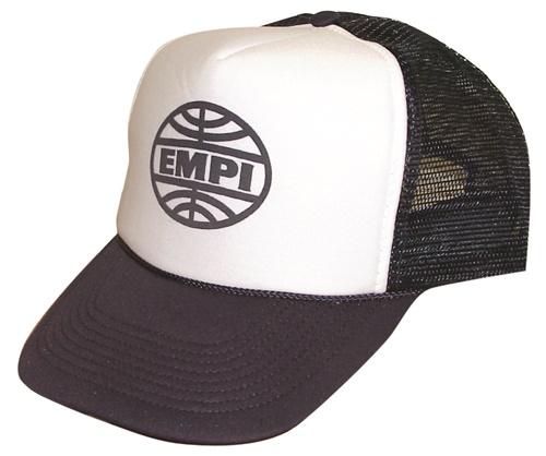 Čepice baseballová/modro/bílá (EMPI)