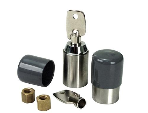 Zámek bezpečnostní/střešní nosič - Typ 1/14 (» 2003)
