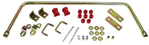 Stabilizátor zadní HD/červený uretan/kit - Typ 3 (» 1968)