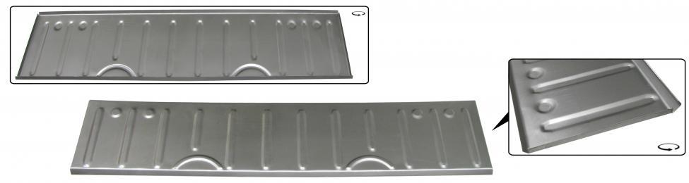 Panel podlahy/zadní - Typ 2 (» 1979)