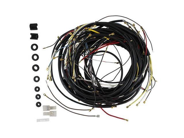 Elektroinstalace/komplet - Typ 14 (1971 » 73)