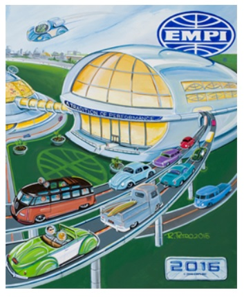 Katalog EMPI/2014 (Angličtina)