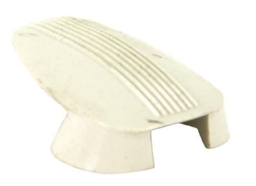 Věšák madla sloupku/bílý - Typ 1/3 (1961 » 67)