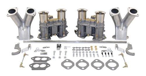 Karburátory 48IDA dual/Std sání/kit - Typ 1 motor (2.2)