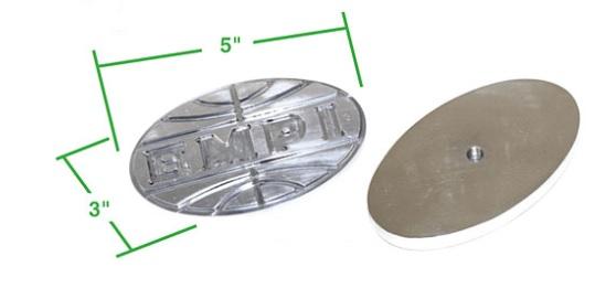 Nášlapy EMPI/Alu - Typ 2 (1958 » 67)