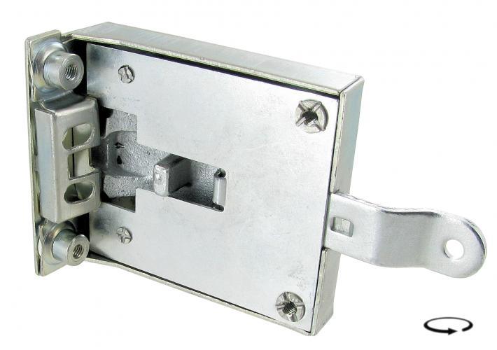 Zámek dveří/wo - Typ 2 (1960 » 63)