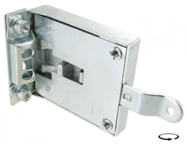 Zámek dveří/wo - Typ 2 (» 1960)