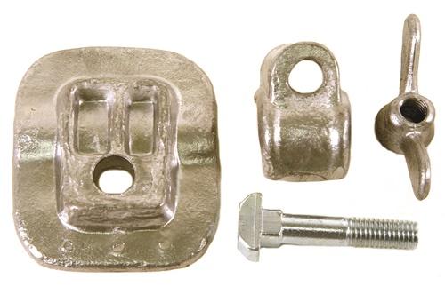 Držák sedadla/střední - Typ 2 (» 1979)