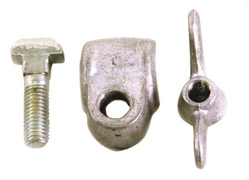 Držák sedadla/zadní - Typ 2 (» 1979)