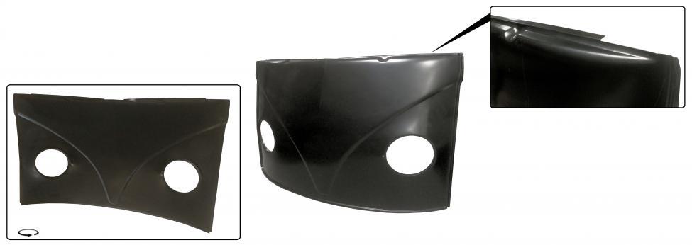 Čelo přední/komplet - Typ 2 (» 1967)