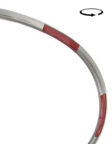 Rámeček S/S zadní světlo/1ks - Typ 1/181 US (1972 » 03)
