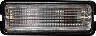 Osvětlení interiéru/odkládací schránka - Porsche 911/928/964/993 (1967 » 97)