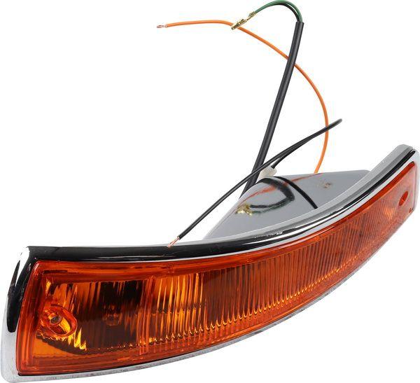 Světlo směrové/přední L - Porsche 911 US (1963 » 68)