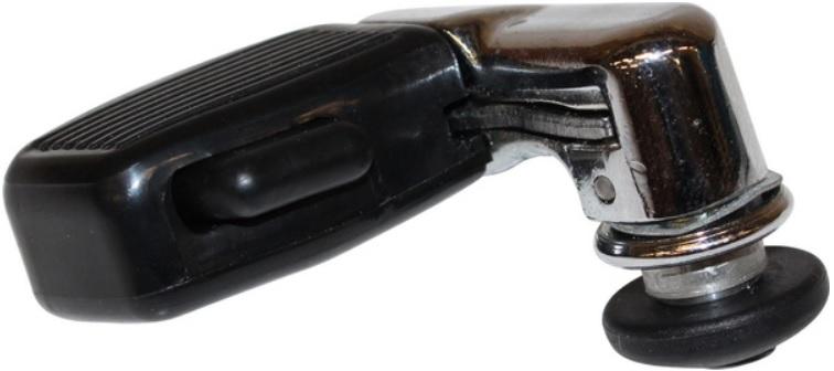 Klička ventilace/chrom L - Typ 25 (1979 » 92)