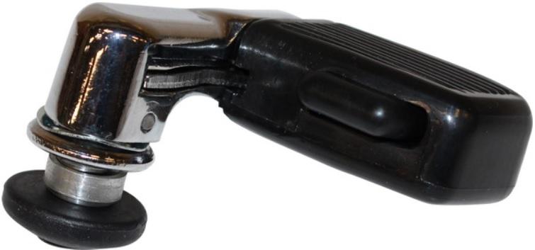 Klička ventilace/chrom P - Typ 25 (1979 » 92)