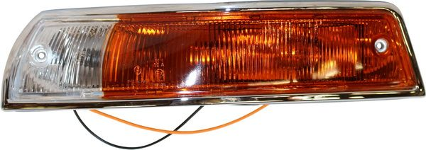 Světlo směrové/přední L - Porsche 911 SWB (1963 » 68)