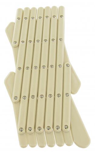 Mřížka okna bezpečnostní/slon kost L/P - Typ 1/2/3/25 (» 2003)