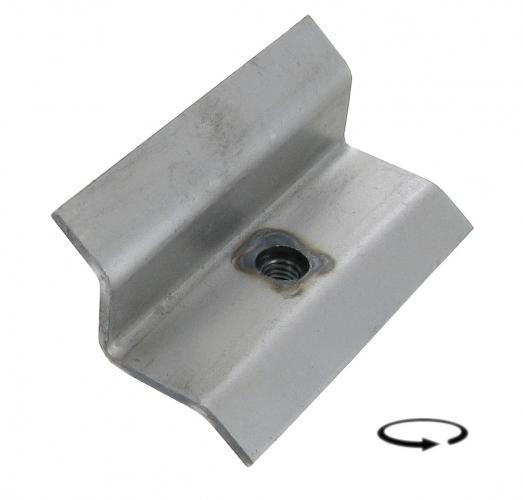 Držák akumulátoru/spodní - Typ 2 (1967 » 79)