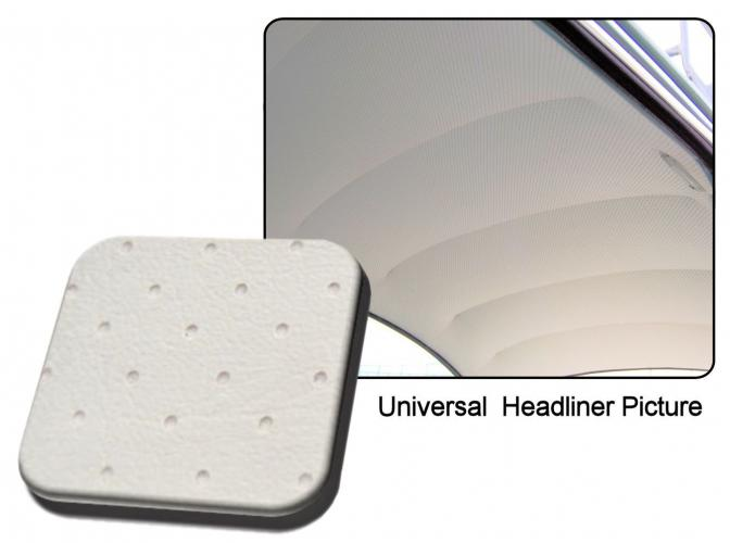 Čalounění stropu OE/bílý vinyl - Typ 1 (1967 » 72)