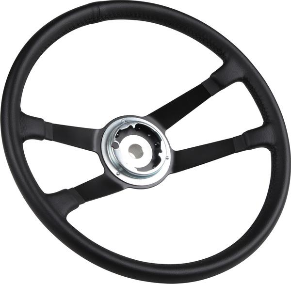 Volant 400mm/černý - Porsche 911/912 (1968 » 72)