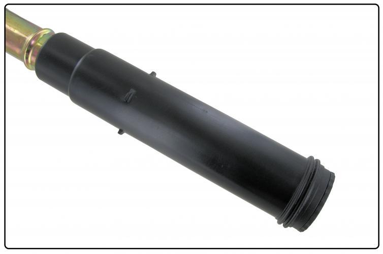 Potrubí oleje/nalévání - Typ 25 WBX motory (1982 » 92)